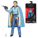 Star Wars Black Series Lando Calrissian 6-inch Action Figure by Hasbro