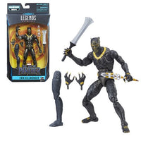 Black Panther Marvel Legends Erik Killmonger 6-Inch Action Figure by Hasbro