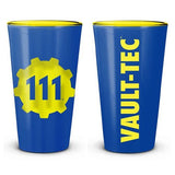 Fallout 111 Vault-Tec 16 Oz. Pint Glass