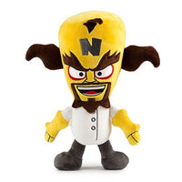 Crash Bandicoot Neo Cortex Phunny 8-Inch Plush by KidRobot