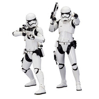 Star Wars Force Awakens First Order Stormtrooper ArtFX  Statue 2-Pack Kotobukiya - Kotobukiya - Kotobukiya