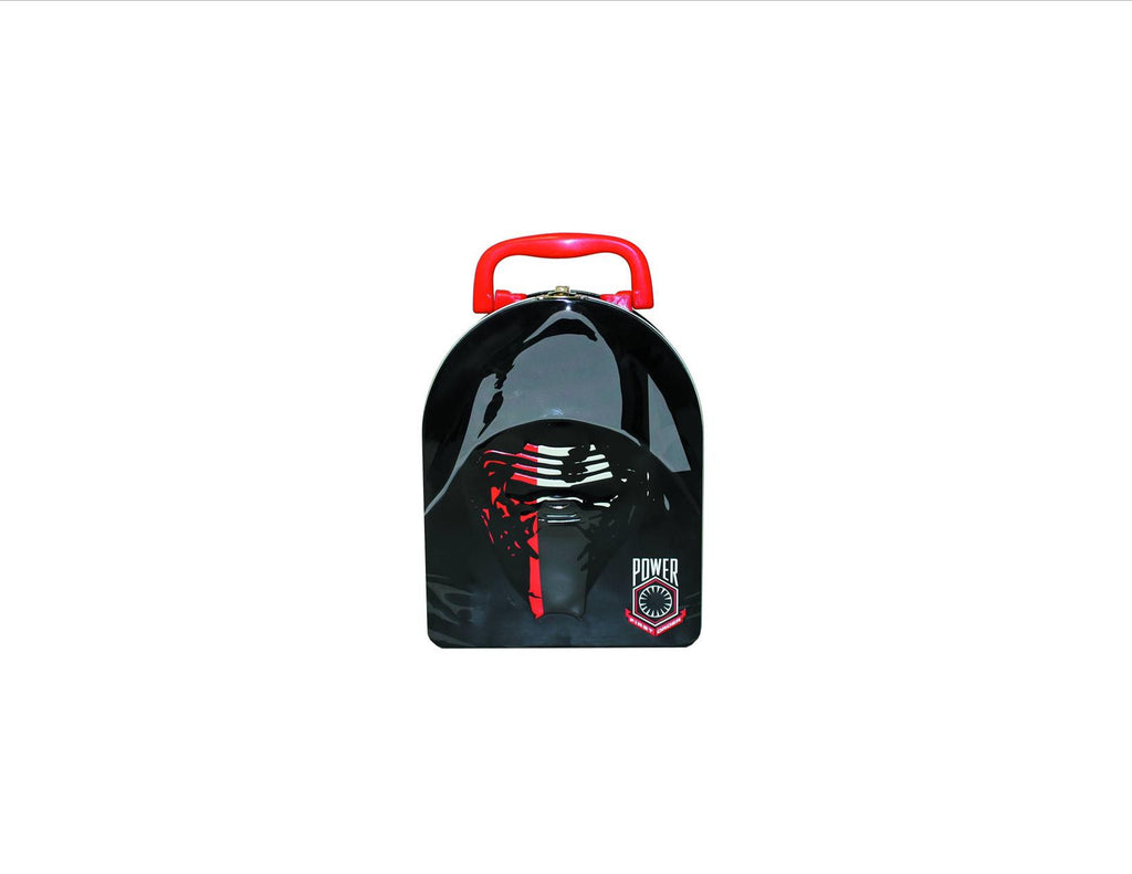 Star Wars Force Awakens Kylo Ren Arch Metal Tin Lunch Box by Tin Box Company