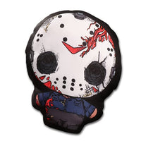 Friday the 13th Jason Voorhees Flatzos 12-inch Plush