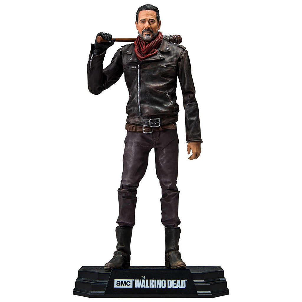 The Walking Dead Negan 7-Inch Collectible Action Figure with Lucille Bat by McFarlane Toys