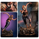 The Last of Us Clicker Statue 1:4 Scale by Gaming Heads by Gaming Heads