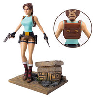 Lara Croft Classic Tomb Raider Statue by Gaming Heads
