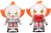 Pennywise Horror 8-inch 2-Pack SuperCute Plush by Funko