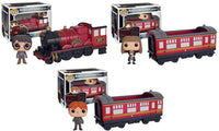 Harry Potter Hogwarts Express Pop! Vehicles Vinyl Figures Set of 3 - Funko - Funko