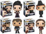 Once Upon a Time Pop! Vinyl Figures Set of 4 - Funko - Funko