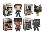 Fallout 4 Funko Pops! Vinyl Figures Complete Set of 4 by Funko