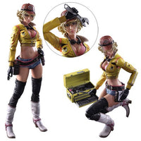 Final Fantasy XV Cindy Aurum Play Arts Kai Action Figure