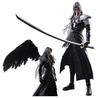 Final Fantasy VII Advent Children Sephiroth Play Arts Kai Action Figure - Square-Enix - Square-Enix