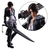 "Final Fantasy VIII Dissidia Squall Leonhart  10"" Play Arts Kai Action Figure by Square-Enix"