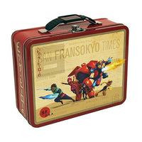 Big Hero 6 Marvel Team Tin Lunch Box by Tin Box Company