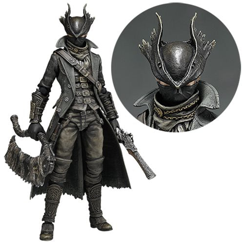 Bloodborne Hunter Figma Action Figure #367 by Max Factory