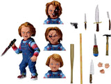 Child's Play Chucky 4-inch Ultimate Action Figure by NECA