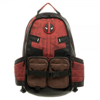 Marvel Deadpool Laptop Backback - Bioworld - Bioworld
