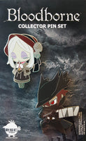 Bloodborne Pin Set Hunter & Doll by Esc Toy