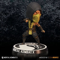 Mortal Kombat X Scorpion 6-Inch Bobble Head by Mezco Toyz