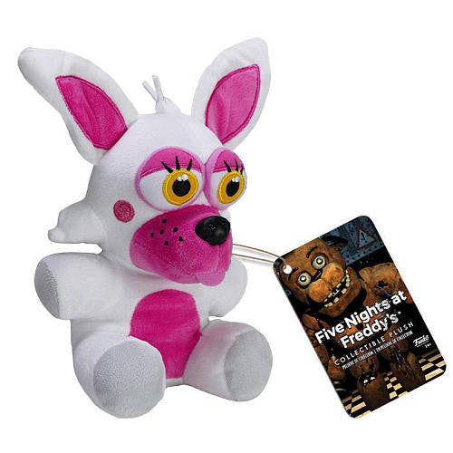 Five Nights at Freddy's 6-Inch Funtime Foxy Plush by Funko