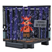 FNAF Five Nights at Freddy's Pirate Cove Small Construction Set Classic Edition
