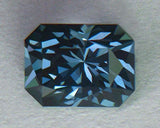 1.12ct Certified Natural Unheated Tanzanian Sapphire