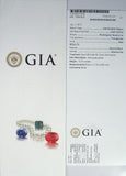 16.37ct GIA Certified Madagascan Aquamarine