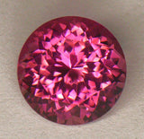 4.46ct Certified Natural Nigerian Rubellite Tourmaline