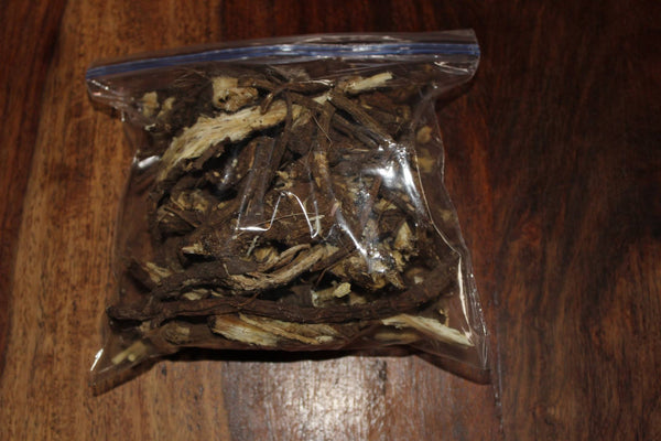 OSHA ROOT - Ligusticum porteri - 8 Ounces Dry Root - Order Now and SAVE!  Will be shipped in Mid - April