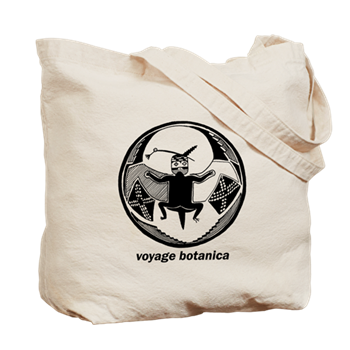 Beautiful -  Voyage Botanica Collecting/Tote Bags - Dragonfly & Shaman