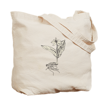 Beautiful -  Voyage Botanica Collecting/Tote Bags - Yerba Mansa