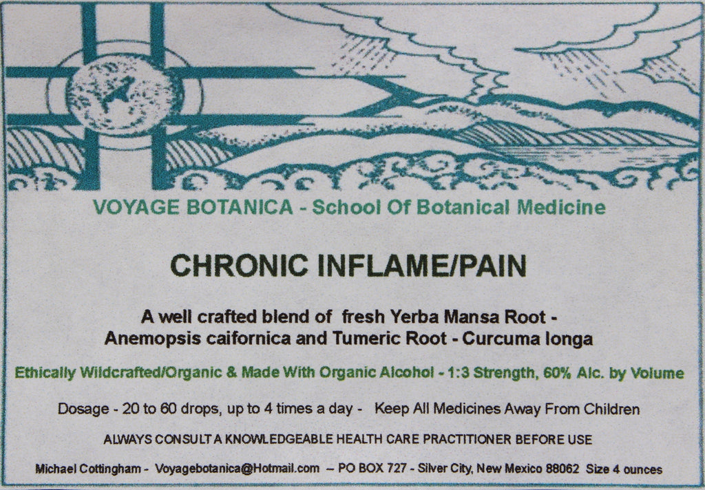 CHRONIC INFLAME/PAIN FORMULA EXTRACT    2 ounce size