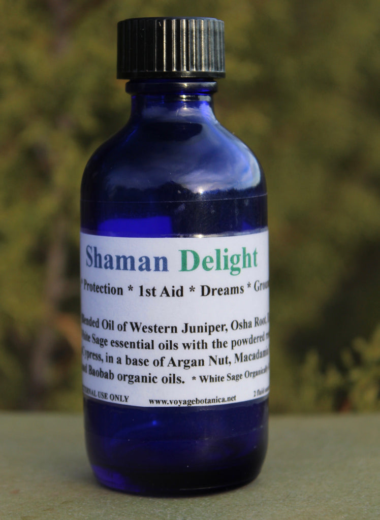 SHAMAN DELIGHT - The Most Amazing Healing Oil In The Universe  - 2 Ounce Size
