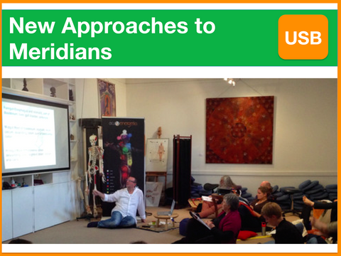 New Approaches to Meridians | Presented by Kevin Farrow | Filmed 7th September 2013