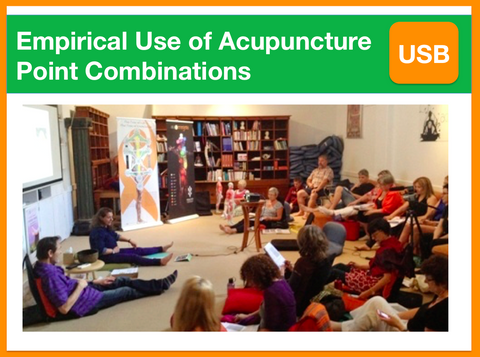 Empirical use of Acupuncture Point Combinations using Resonance | Presented by Richard & Rupa Selecki  | Filmed 22nd February 2014