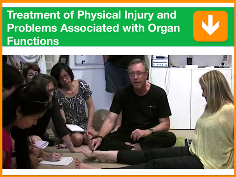 Treatment of Physical Injury & Problems Associated with Organ Functions | Presented by Kevin Farrow | Filmed 28th February 2015 | 1 point
