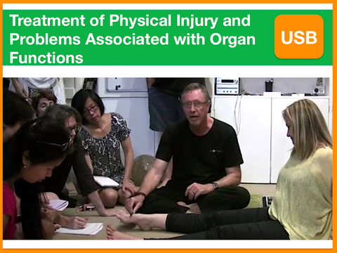 Treatment of Physical Injury and Problems Associated with Organ Functions | Presented by Kevin Farrow | Filmed 28th February 2015
