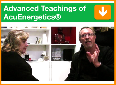Advanced Teachings of AcuEnergetics® | Presented by Kevin Farrow | Filmed 27th June 2015 | 1 point