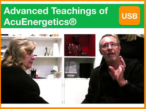 Advanced Teachings of AcuEnergetics® | Presented by Kevin Farrow | Filmed 27th June 2015