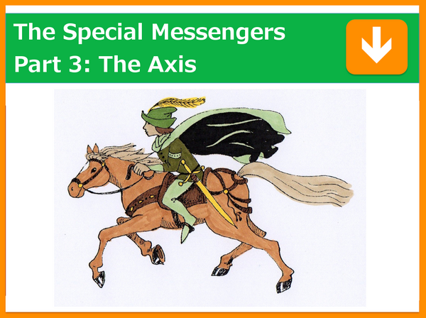 The Special Messengers Part 3: The Axis | Presented by Kevin Farrow | Filmed 19th March 2018 | 0.25 points