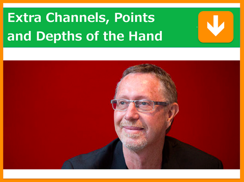Extra channels, points and depths of the hand | Presented by Kevin Farrow | Filmed 24th February 2018