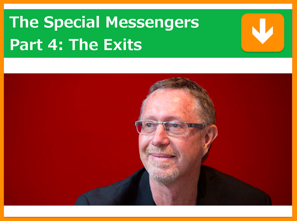 The Special Messengers Part 4: The Exits | Presented by Kevin Farrow | Filmed 26th March 2018