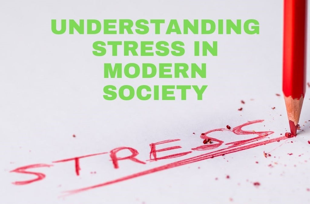 Understanding Stress in Modern Society | Presented by Rupa and Dr Richard Selecki | Filmed 27-28th July 2019 | 1 point Continuing Education