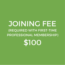 Joining Fee [First-Time Professional Membership]