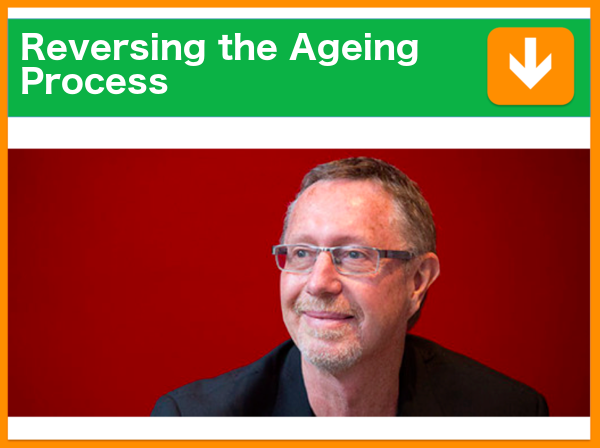 Reversing the Ageing Process | Presented by Kevin Farrow | Filmed 13th April 2019 | 0.5 points