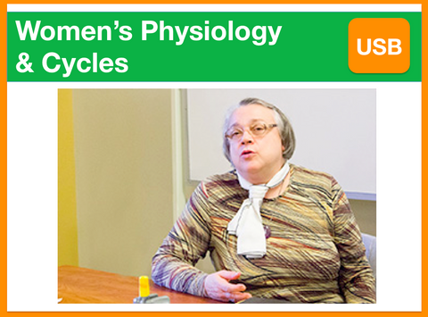 Women's Physiology and Cycles | Presented by Elisabeth Rochat de la Vallée | Filmed 29th July 2016
