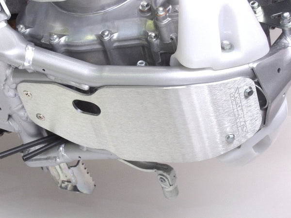 Works Connection - Honda - Aluminum Skid Plate - 10-008