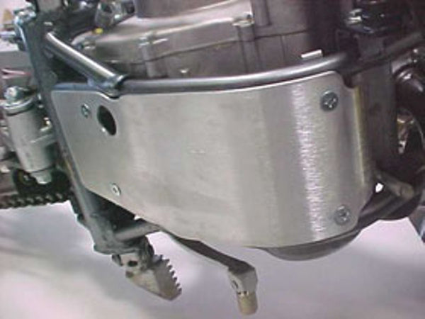 Works Connection - Kawasaki - Aluminum Skid Plate - 10-102