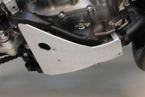 Works Connection - Kawasaki - Aluminum Skid Plate - 10-109