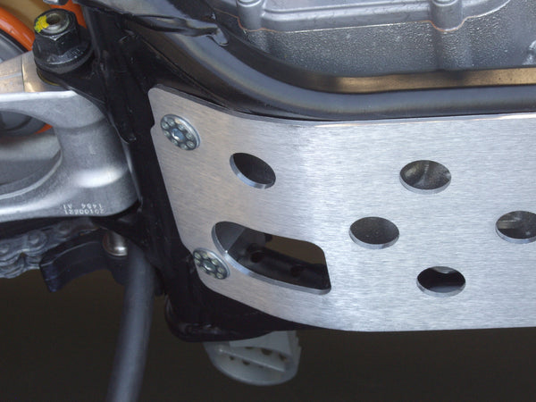 Works Connection - KTM - Aluminum Skid Plate - 10-435